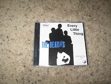 THE BEATLES EVERY LITTLE THING Volume 2,  56 RARE tracks on 2 CDs jewel case