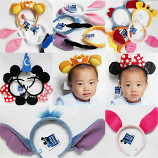 Lilo And Stitch Ears Minnie Mouse Ears Bow Winnie Headband Birthday Party Favors