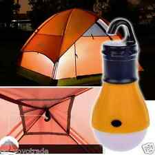 Outdoor Portable Hanging 1200LM LED Camping Tent Light Bulb Fishing Lantern Lamp