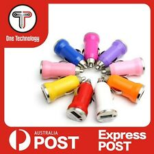 5x Universal USB 12V Car Cigarette Lighter Charger For iPhone iPad Samsung HTC