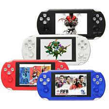 64 Bit 4.1 Inch PORTABLE Handheld Game Player Video Game Console With 200 Games