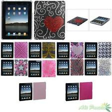 Tablet Back Case Cover Bling Crystal For APPLE iPad(1st generation)