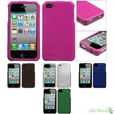 For Apple iPhone 4, 4G, 4S Executive Snap-on Hard Protector Phone Case Cover