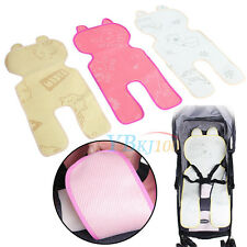 Baby Infants Summer Cool Mat Cushion for Stroller Pram Pushchair Buggy Car Seat
