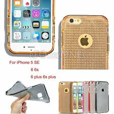 Silicone Shockproof Anti scratch protect Skin case cover For Apple iPhone Models