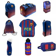 Barcelona Back Pack Ruck Sack Or Gym Bag/ PE Bag  Sports Bag Holdall Boot Bag