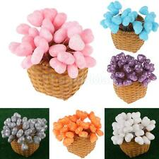 100Pcs Wedding Sugarcraft Gift Box Foam Craft Decor Birthday Party DIY 6 Colors