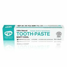 Green People - Minty Cool Toothpaste | 50ml - BIG Multipack Savings