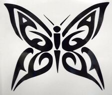 Butterfly Silhouette Sexy Cool Car Truck Window Vinyl Decal Sticker 10 COLORS