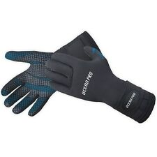 OceanPro 5mm Mako Anatomical Fit Scuba Diving Gloves with Grip Palm