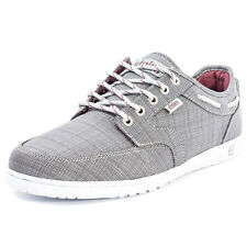 Etnies Dory Mens Trainers Grey White New Shoes