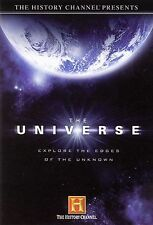 The History Channel THE UNIVERSE Complete Season One DVD 4-Disc Set