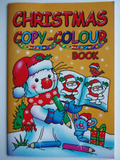 1 x A5 CHILDRENS CHRISTMAS COPY COLOUR BOOK ACTIVITY STOCKING FILLER GIFT KIDS