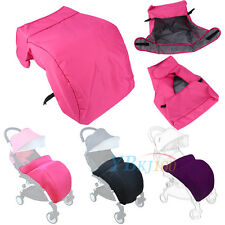 Universal Warm Baby Kids Stroller Pushchair Pram Buggy Footmuff Windshield Cover