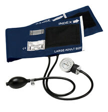 Prestige Aneroid Sphygmomanometer Extra Big Size  Adult  In Colors