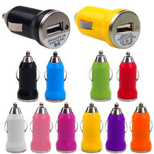 Mini Portable Car Auto Charger Usb Adapter Practical For Ipod Iphone Cell Phone