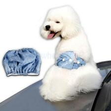 Male Dog Diaper Physiological Belly Band Pants Sanitary Cowboy Underwear S M L