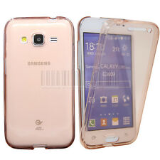 Slim Protective Case Clear Soft Silicone Cover Fr Samsung Galaxy Core Prime G360