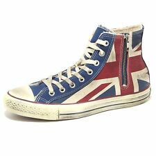 7313P sneaker CONVERSE ALL STAR HI SIDE ZIP scarpa uomo shoe men