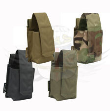 VIPER CLOSED TOP BFG POUCH,MOLLE,SINGLE,BLACK,COYOTE,GREEN,V-CAM,GRENADE