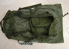 BRITISH ARMY SURPLUS ISSUE ARCTIC COLD WEATHER SLEEPING BAG COMPRESSION SACK