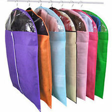 Home Dress Clothes Garment Suit Cover Bags Dustproof Storage Protector 3 Size J