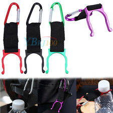 Outdoors Camping Hiking Traveling Carabiner Water Bottle Holder Buckle Hook Clip