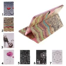 1X Leather Wallet Flip Folio Stand Case Protective Shell For iPad Samsung Tablet
