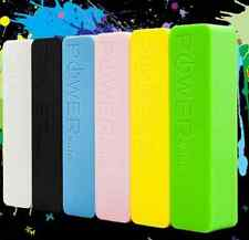 2600Mah USB Portable External Battery Charger Power Bank for Cell Mobile Phone