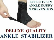 Ankle Brace Support Stabilizer Guard Sports Safety Foot Stain Stirrup Strap
