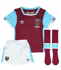 West Ham United Kids Home Football Kit 2016/17