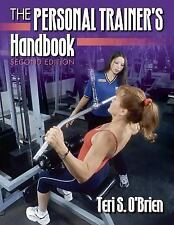 The Personal Trainer's Handbook Teri S O'Brien 2nd Edition FREE SHIPPING