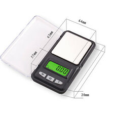 Pocket 500g X 0.01g Mini Digital Jewelry Diamond Gold Gram Balance Weight Scale