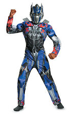 Transformers: Optimus Prime Classic Muscle Kids Costume