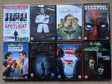 NEW DVD Bundle Family mix of Films (16) Worth Over £200