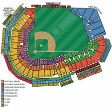 4 Boston Red Sox vs New York Yankees Tickets 09/18/16 Bleacer 42 Ortiz