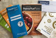 Weight Watchers PointsPlus Pocket Guide 2012 & More!