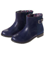 NWT Gymboree BEST IN SHOW SZ 11 12 13 1 2 Navy Ankle Boots