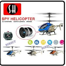 2011 new SH-6030 3.5CH RC Helicopter With Camera Gyro Spy - Hot Sale Item