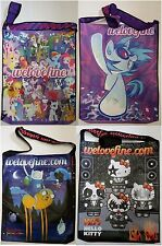 SDCC Comic Con 2015 welovefine BAG Adventure Time, My Little Pony, Hello Kitty