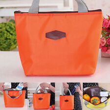 Waterproof Lunch Picnic Food Storage Box Insulated Portable Carry Tote Bag HOT