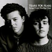 Tears for Fears - Songs from the Big Chair (Mercury 1985) CD