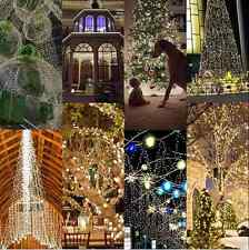 20-40 LEDs Battery Operated Mini LED Copper Wire String Fairy Lights