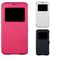 Anymode View Flip Jewel Saffiano Case Cover For Samsung Galaxy S 5