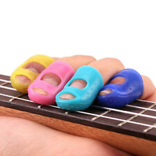 3 PCS New Mix Color Guitar Thumb Picks Finger Picks Plectrum Band QW