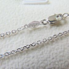 Real Platinum 950 Necklace Women's Lucky Square Chain Pt950  Xlee 4-4.4g