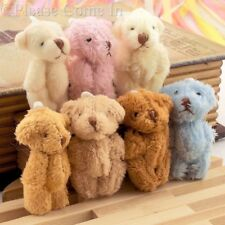 """10 to 50 Teddy Bear Party Favours 45mm/4.5cm/1.77"""""""