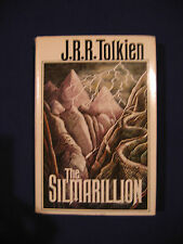 The Silmarillion by J. R. R. Tolkien (1977, Hardcover) 1st American Edition/6th
