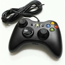 Microsoft Xbox 360 Wired Controller Compatible with XBOX 360/PC Black/White