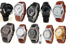 Men's Watch Flameless USB Charge Rechargeable Cigarette Lighter Cigar Windproof